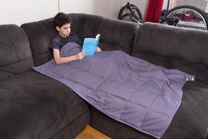 Top Layer Weighted Blanket for Autism