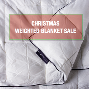 2019 Christmas Weighted Blanket Sale