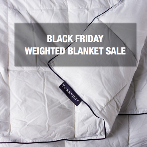 Black Friday Weighted Blanket Sale Promo Codes