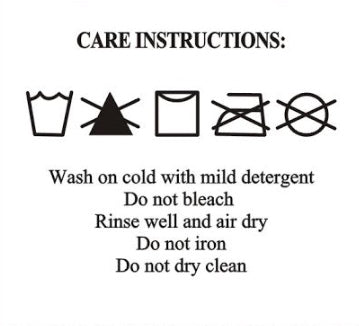 Weighted Blanket Washing Instructions