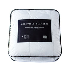 Twin Weighted Comforter