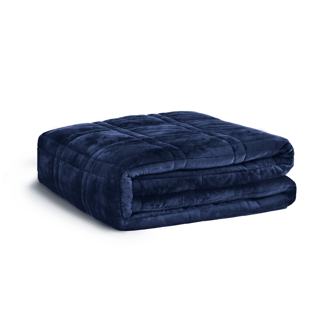 Comma Minky Weighted Blanket