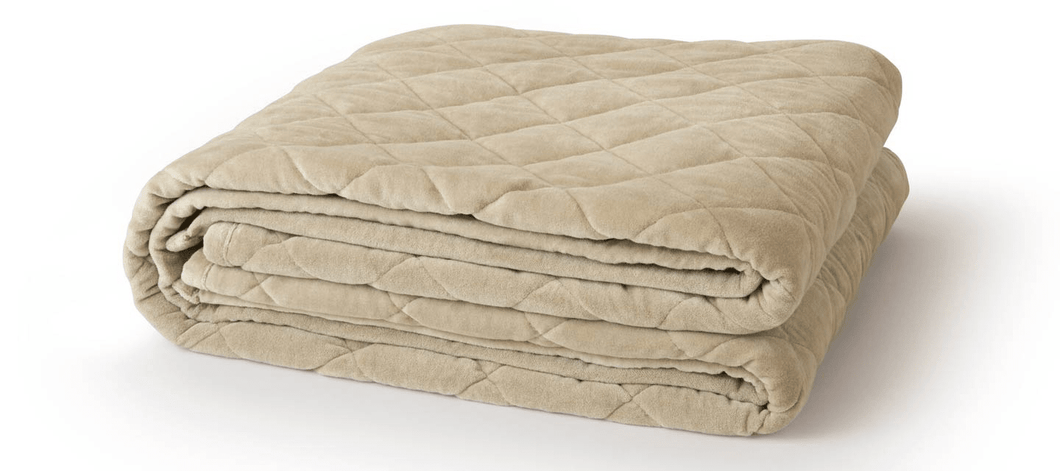 Saatva Organic Weighted Blanket