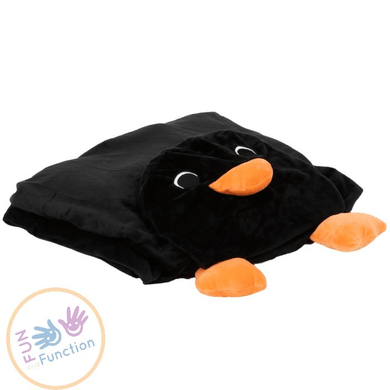 F&F Penguin Weighted Blanket
