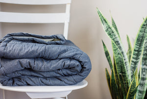 Yorkville Cotton Weighted Blanket for Adults