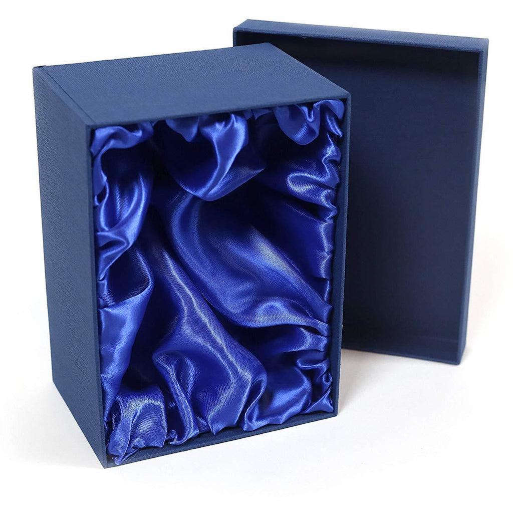 Blue Silk Lined Tankard Presentation Gift Box