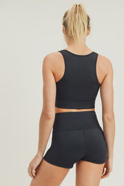 Eco-Friendly Layla Racerback Sports Bra