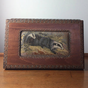 vintage trinket box, unique gifts