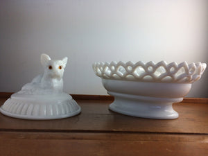 Fox Candy Dish