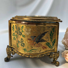 Blue Bird Jewel Box