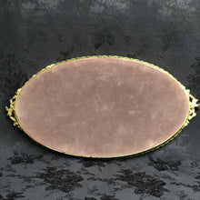 Bird in the Dogwood Branches (Vanity Tray or Wall Mirror)