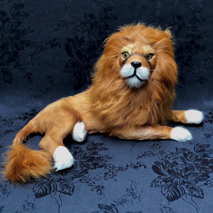 Regal Fur Lion