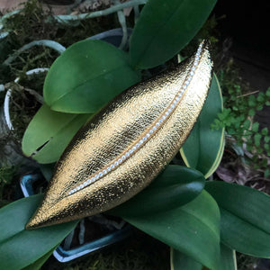Mega Leaf Brooch