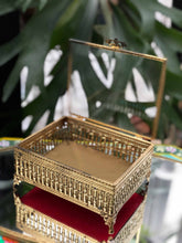 Gilded Bamboo Box