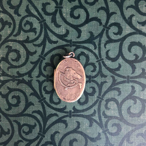 Birmingham Hound Locket