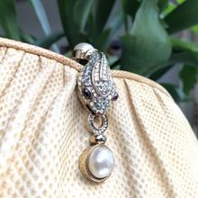 Pearly Snake Bag