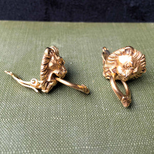 Exquisite Doorknocker Earrings