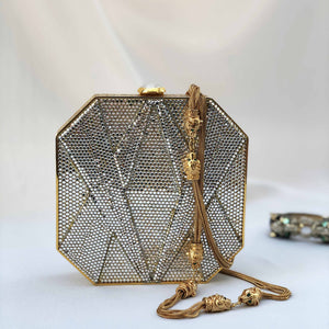 vintage bags and jewelry