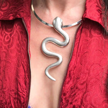 Silvery Slither