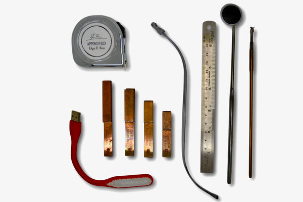 Edgar's Sound Adjustment Kit for violin & viola