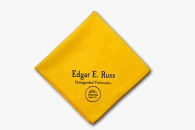 Edgar's Microfiber Cloth: a Gentle Touch for Your Instrument