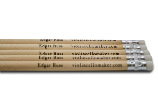 Set of 5 Pencils 🎻