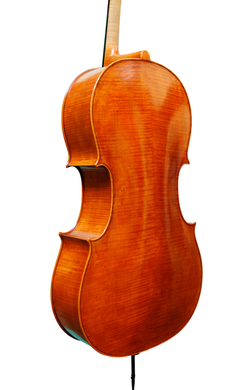 "Cello - Marco Dotti, Copy of Antonio Stradivari 1710 ""Gore Booth"", Cremona 2019"