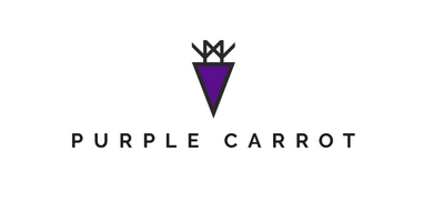 Purple Carrot wear logo