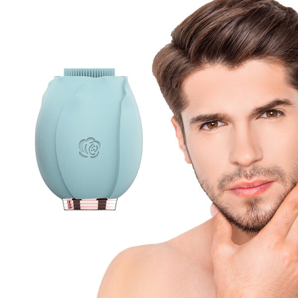 Ultra-Sonic Facial Cleanser & Massager ROSEMI