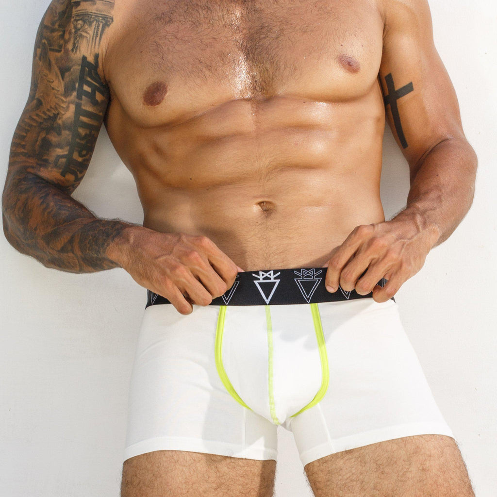 Boxer Briefs White