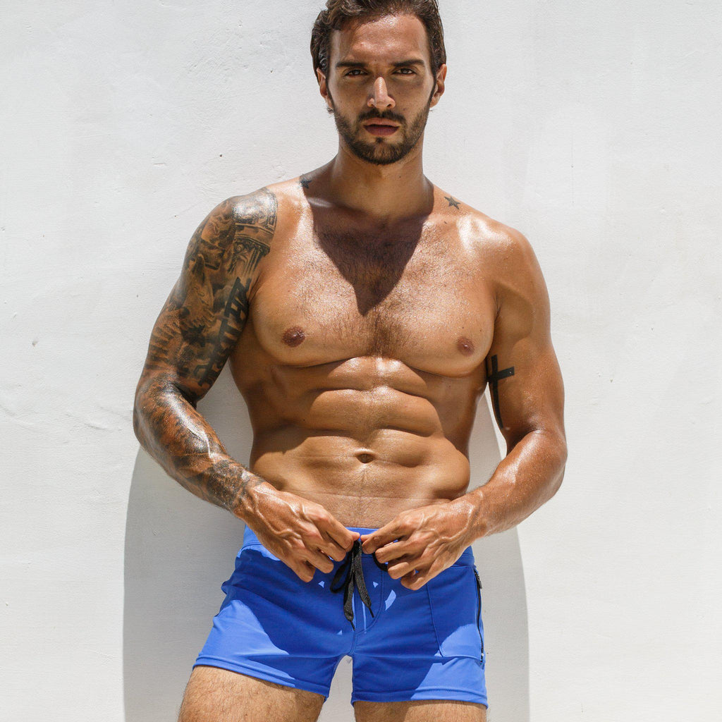 Swimwear Carlos Deep Blue