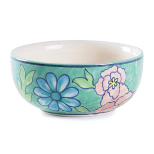 Handpainted Ceramic Bowl 5""