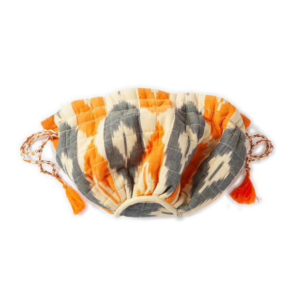Tea Cozy - Ikat Yellow