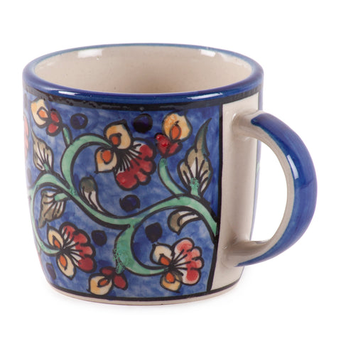 Winter Bloom Mugs