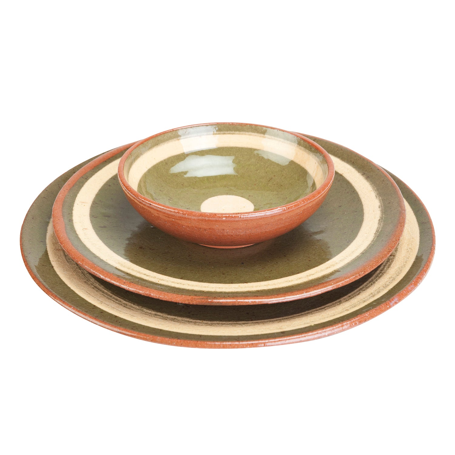 Terracotta Dinnerware Singles Set
