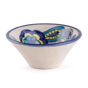 Hand Painted Ceramic Bowl - 3.5""