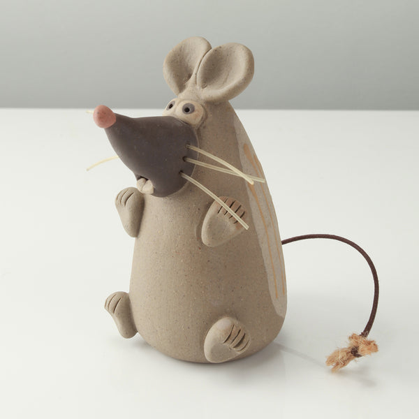 Miniature Clay Animal - Mouse