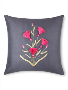 Cushion Cover Winter Bloom 16x16
