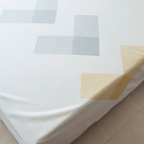 Fresh Beginnings - Bed Sheet - Eyaas