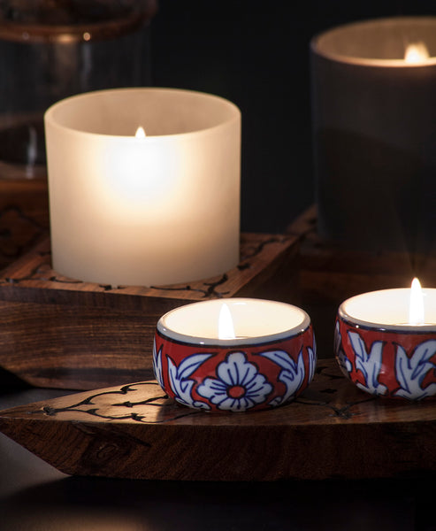 The Orient Collection - Candle Holder (D) - Eyaas