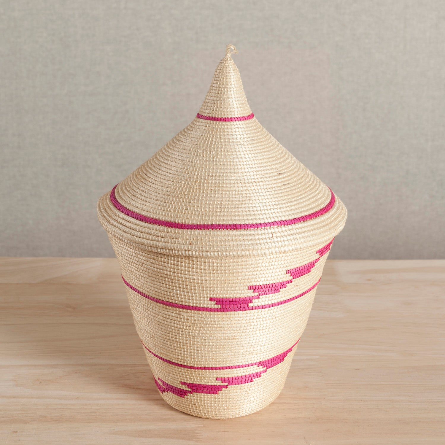Rwandan Peace Basket - Eyaas