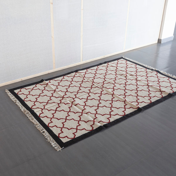 Woollen Rug 5x8 Ft - Eyaas