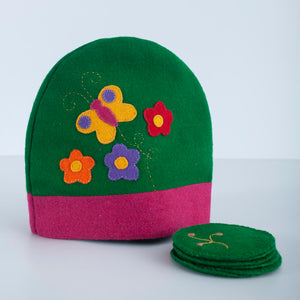 Tea Cozy Set - Eyaas
