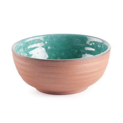 Glazed Terracotta Bowl - 5""