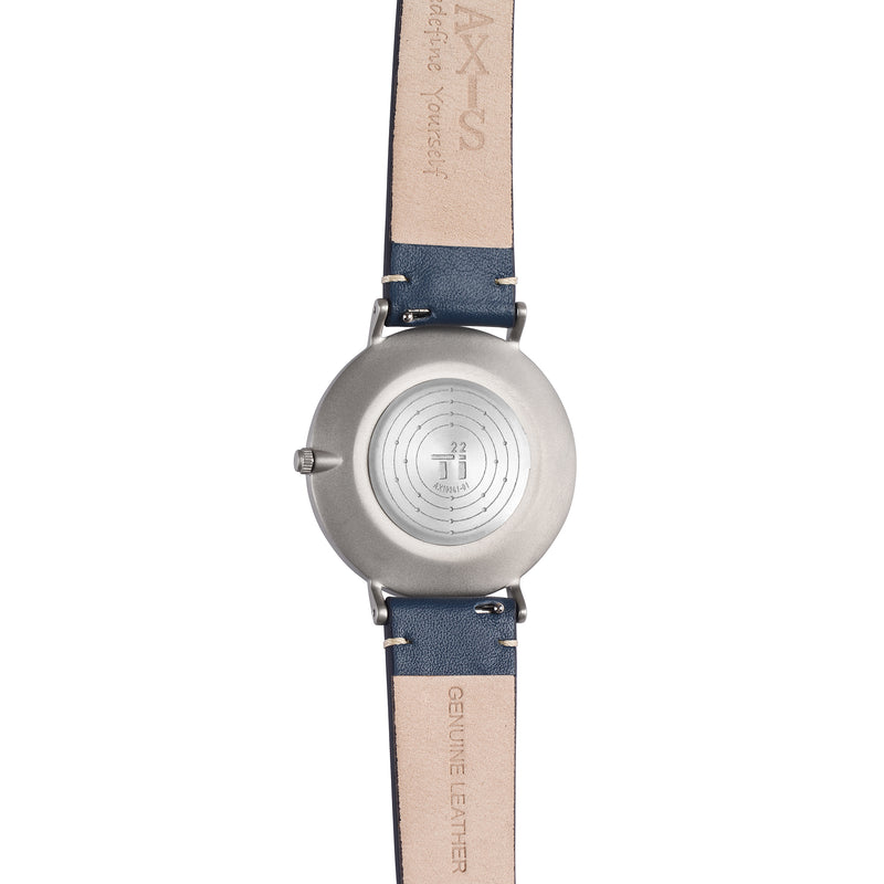 UNIQ Watch Set (White Marble Dial)