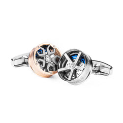 Speed Racer Interchangeable Cufflinks (Set A)