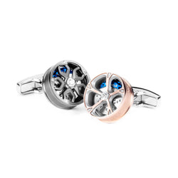 Speed Racer Interchangeable Cufflinks (Set B)