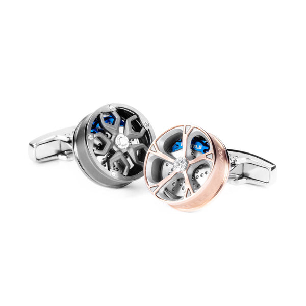 Speed Racer Cufflinks (Set B)
