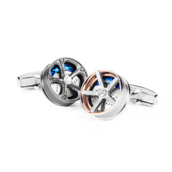Speed Racer Interchangeable Cufflinks (Set C)