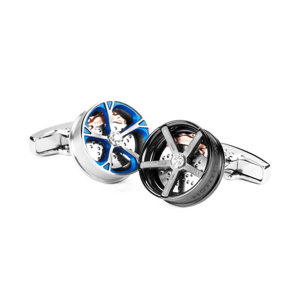 Speed Racer Interchangeable Cufflinks (Set E)